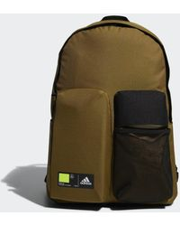 adidas Classics 3D Pockets Rucksack - Mehrfarbig
