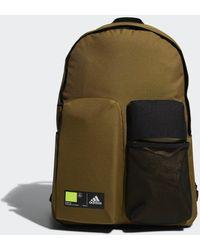 adidas Classics 3d Pockets Rugzak - Bruin
