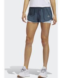 adidas Short M10 - Blu