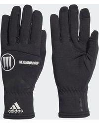 adidas Neighborhood Gloves - Black