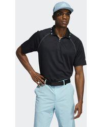 adidas Equipment Piqué Poloshirt - Zwart