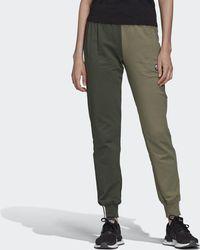 adidas Pantalon Cuffed - Vert