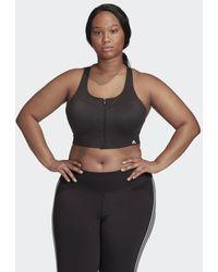 adidas Ultimate Beha (grote Maat) - Zwart