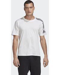 adidas - Z.n.e. 3-stripes T-shirt - Lyst