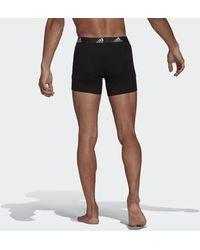 adidas - Boxer Logo (3 paia) - Lyst