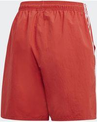 adidas Short - Rosso