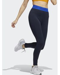 adidas Techfit Badge Of Sport Legging - Blauw