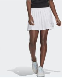 adidas Club Tennis Plooirok - Wit