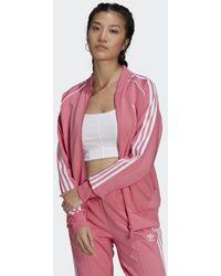 adidas Primeblue Sst Trainingsjack - Roze