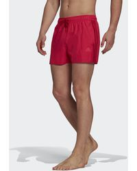 adidas Classic 3-stripes Zwemshort - Roze