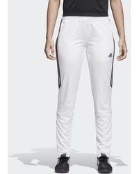 Tiro 17 Training Pants White