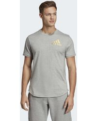 adidas T-shirt Sport ID - Gris