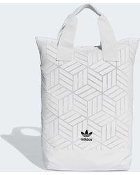 adidas 3D Rucksack - Weiß