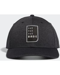 adidas Par Par Par Birdie Snapback Hat - Black