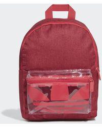 adidas Adicolor Classic Rucksack S - Rot