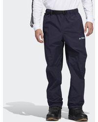 adidas Pantaloni Mobility - Blu