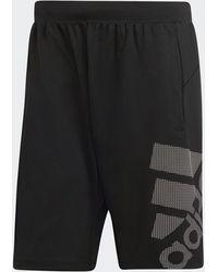 adidas 4krft Sport Graphic Shorts - Black