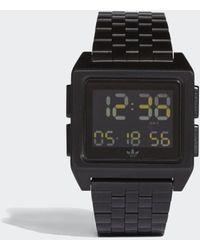 adidas Archive_m1 Horloge - Zwart