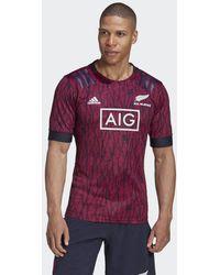 adidas All Blacks Primeblue Trainingsshirt - Roze