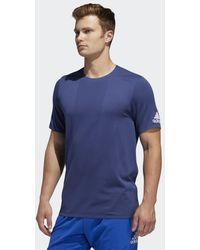 adidas - Camiseta HEAT.RDY - Lyst