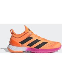 adidas Adizero Ubersonic 4 Tennis Schoenen - Oranje