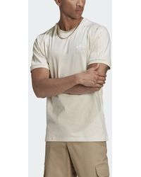 adidas - Adicolor 3-stripes No-dye T-shirt - Lyst