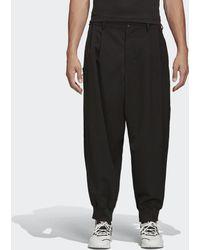 adidas Pantalón Y-3 Craft Cuffed - Negro