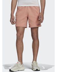 adidas Adicolor Trefoil Short - Roze