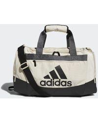 adidas Defender Duffel Bag Small - Natural