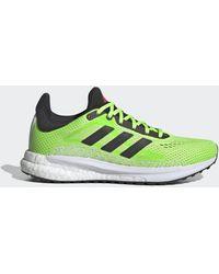 adidas Chaussure SolarGlide 3 - Vert