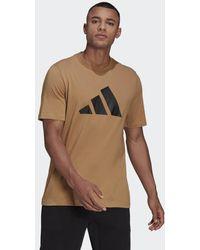 adidas - Sportswear Logo T-shirt - Lyst