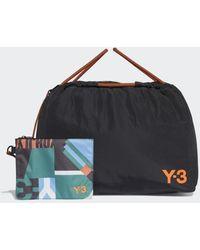 adidas Y-3 Beach Tasche - Schwarz