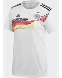 adidas - Camiseta primera equipación Alemania - Lyst