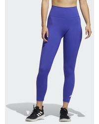 adidas - Believe This Primeblue 7/8 Tights - Lyst