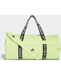adidas Bolsa de deporte mediana 4ATHLTS - Verde