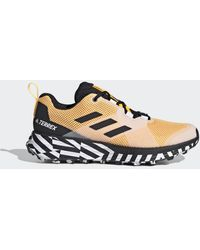 adidas Terrex Two Trail Running Schoenen - Meerkleurig