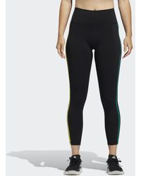 adidas Pride Believe This 2.0 3-stripes 7/8 Legging - Zwart