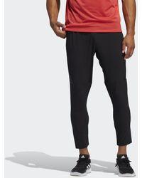 adidas Pantaloni AEROREADY 3-Stripes - Nero