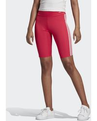 adidas Biker Short - Roze