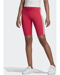adidas Short Biker - Rosa