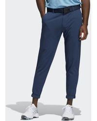 adidas Pin Roll Broek - Blauw