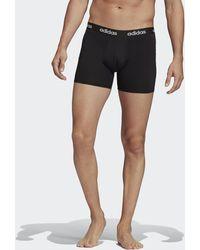 adidas Climacool Boxershorts 3 Stuks - Zwart