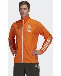 adidas Manchester United Presentation Jack - Oranje