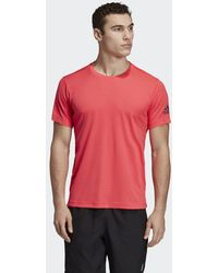 adidas - FreeLift Climachill T-Shirt - Lyst