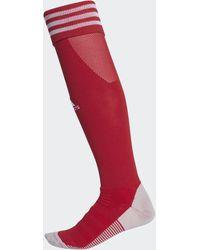 adidas Calzettoni AdiSocks - Rosso