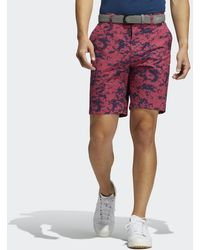 adidas - Ultimate365 Camo Short - Lyst