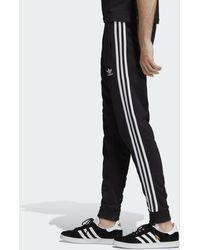 adidas 3-stripes Broek - Zwart