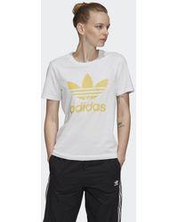 adidas - Trefoil T-Shirt - Lyst