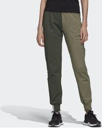 adidas Pantalón Cuffed - Verde