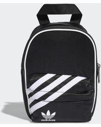 adidas Mini Rucksack - Schwarz